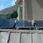 My test solar power system